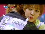 【TVPP】 Nam joo(Apink) - Korean wrestling Finals, 에이핑크 - 여자 씨름 결승전 @ 2015 Idol Star Championships