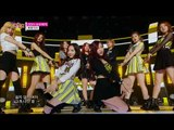 【TVPP】 Twice - Like OOH-AHH, 트와이스 - 우아하게 @Debut Stage, Show Music Core