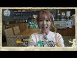 "【TVPP】 ChoA(AOA) - First Date, 초아(AOA) -  첫 카페 데이트 ""오늘부터 1일이야?""  @MLT"
