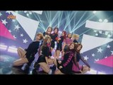 【TVPP】 Twice - Like OOH-AHH, 트와이스 - 우아하게 @Show Music Core