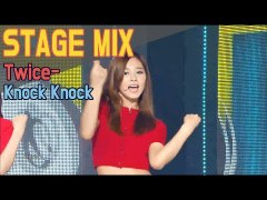 【TVPP】 TWICE Knock Knock Show Music core Stage
