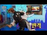 【TVPP】 Solji(EXID) - Self-defense Hapkido, 솔지 - 호신술 합기도 @ My little television