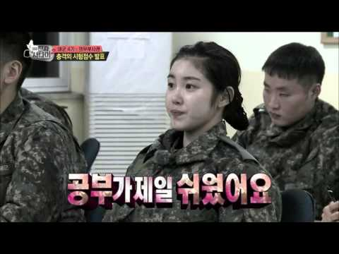 【TVPP】Hyosung(Secrete) – Top In The Anatomy Test , 효성(시크릿) – 해부의학 시험에서 1등! @Real Man