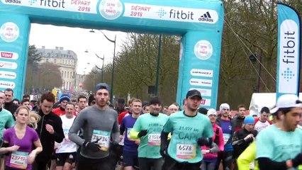 """Semi-marathon pour la vie : """"Coureurs et supporters ont témoigné de leur amour de la vie"""""""