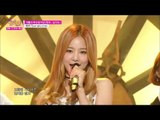 【TVPP】 Solji(EXID) - Separation of the Busan station, 솔지 - 이별의 부산정거장 @ Show! Music core