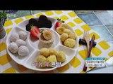[Morning Show] Recipe : banana steamed rice cake & soybean milk rice cake [생방송 오늘 아침] 20160315