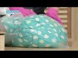 [Happyday] How the laundry superfine fibres blanket 초간단 '극세사 이불' 손빨래 비법 [기분 좋은 날] 20160322