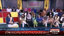 Khabardar Aftab Iqbal 4 March 2018 - Syasi Garam Hamam - Express News - Comedy Show