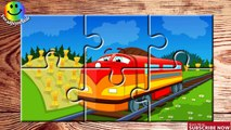 Cheerful and colorful trains!Creativity Trains