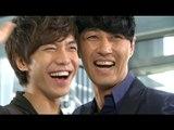 [The Greatest Love] 최고의 사랑 -  Cha Seung-won & Lee Seung-gi  차승원&이승기 20110601