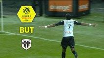 But Karl TOKO EKAMBI (89ème) / Angers SCO - EA Guingamp - (3-0) - (SCO-EAG) / 2017-18