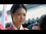 [Hwajung] 화정 34회  - Lee Youn-hee cries  이연희, 황영희-현승민 보고 눈물!   20150804