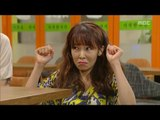 [The Great Wives] 위대한 조강지처 57회 - Myeong Ji-Yeon, apologize to Kim Ji-young 20150901