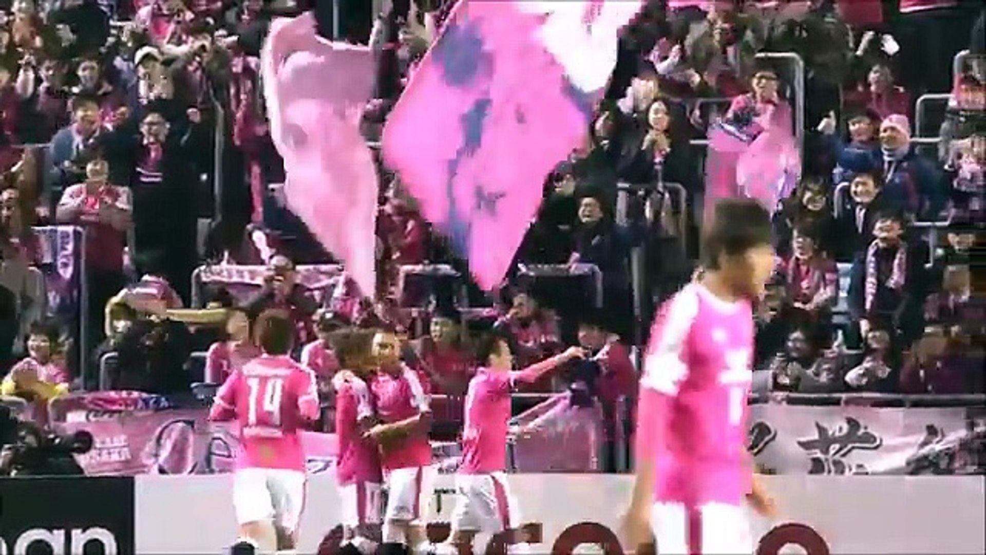 Cerezo Osaka 3:2 Consadole Sapporo (Japan. J League. 2 March 2018)