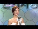 [2015 MBC Drama Acting Awards] Hwang Jung-eum,get The actress-of-the-Year award 20151230