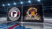 QMJHL Québec Remparts 5 at Shawinigan Cataractes 0