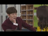 [My daughter gumsawall] 내 딸, 금사월 - Yoon Hyun min, Visited the library to see Baek Jin-hee  20160117