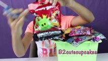 Monday Blind Bag Bin My Little Pony, Angry Birds, Trash Packs, GoGos,Super Mario & More