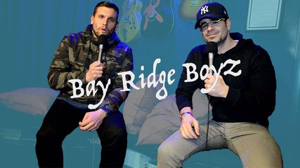 Q&A with The Bay Ridge Boys - Chris Distefano and Yannis Pappas
