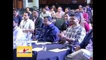 Shane Warne, Sourav Ganguly & Michael Clarke At Salaam Cricket   Exclusive