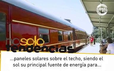 El tren solar de Byron Bay es el nuevo transporte sostenible