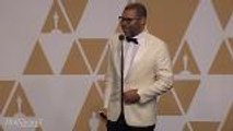 "Jordan Peele to Oscars Press Room: ""Am I About to be Auctioned Off Right Now? This is Creepy"" 
