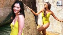 Manushi Chillar Steamy Bikini Pics Will Make Your Day!