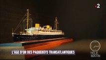 Europe - L'âge d'or des paquebots transatlantiques