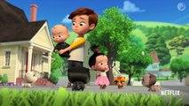 The Boss Baby- Back in Business - la bande-annonce de la série animée Netflix (VO)
