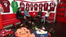Virgil Van Dijk interview with Gillepsie and McAteer on LFC Later