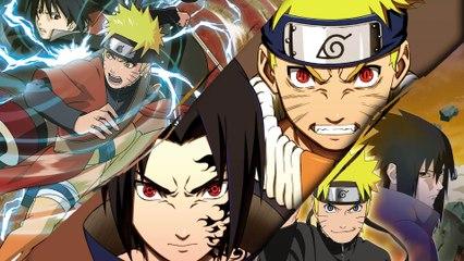 Naruto - Las temporadas 1 a 9 NO llegan a Netflix en abril