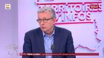 Révision constitutionnelle : Pierre Laurent redoute « une concentration toujours plus grande des pouvoirs dans les mains du président de la République »