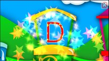 Learn ABC's with Kids World - Learn the alphabet - Alphabet letters education for kids