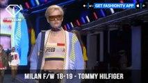 Milan Fashion Week Fall/Winter 18-19 - Tommy Hilfiger | FashionTV | FTV