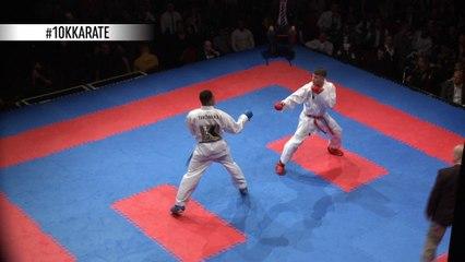 Karate | 10K Karate Clash | Joe Kellaway v Jordan Thomas | FINAL