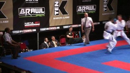 Karate | 10K Karate Clash | Joe Kellaway v Devante Walters | Qtr Final