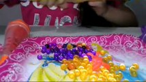 Learn Colours - Orbeez Ice Cream & candy Colours Surprise Toys - Learn Colors for Children
