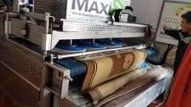 otomatik halı yıkama makinası,halı sıkma makinası maxis