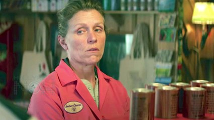 OSCAR 2018 : BEST ACTRESS IN A LEADING ROLE | Frances McDormand THREE BILLBOARDS