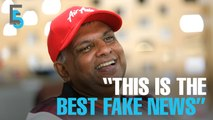 EVENING 5: Tony Fernandes not quitting AirAsia