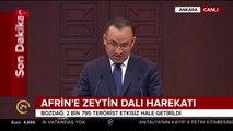 """#SONDAKİKA Hükümet Sözcüsü Bozdağ: Halk arasında """"hadım"""" olarak"""