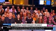 """André Bercoff réagit sur la plainte de Caroline De Haas contre Dominique Besnehard : """"Il ne faut quand même pas dire n'importe quoi"""""""