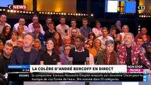 """André Bercoff réagit sur la plainte de Caroline De Haas contre Dominique Besnehard : """"Il ne faut quand même pas dire n'i"""