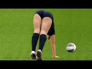 Women's In Football • Crazy Skills Goals • Tricks