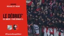 J28. Amiens / Stade Rennais F.C. : Le Débrief'