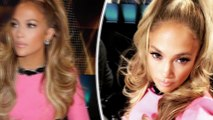Jennifer Lopez, 48, looks completely wrinkle-free in glam portraits for World Of Dance... after slipping into sexy bodysuits for Las Vegas show.