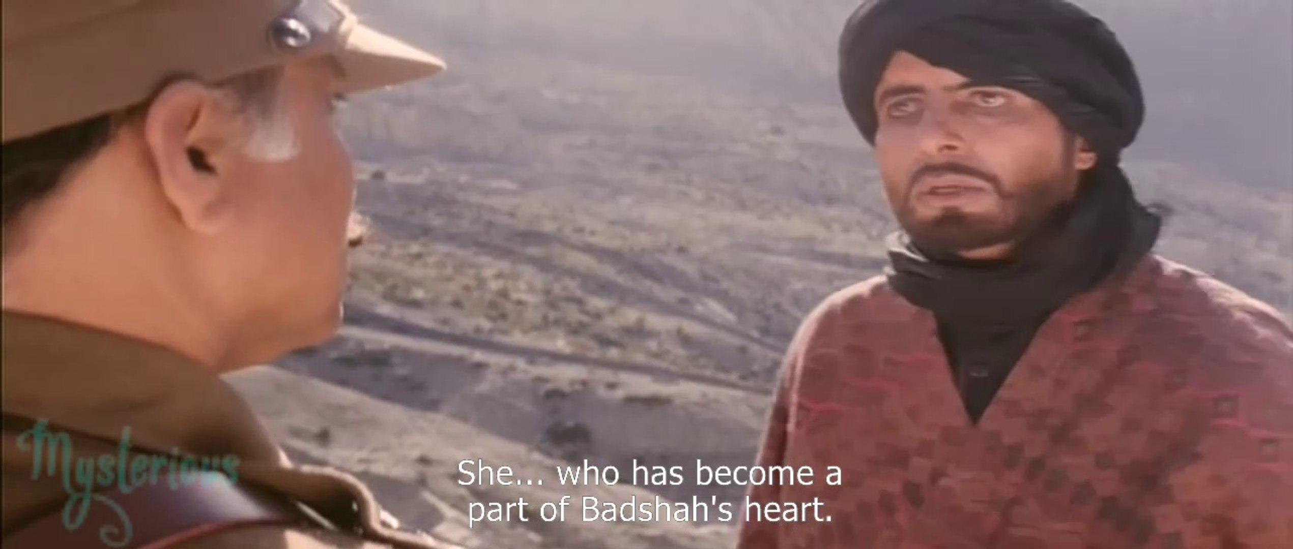 Khuda Gawah HD - English Subtitles