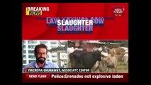 Shiv Sena Targets Narendra Modi Government Over Beef Ban