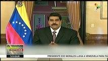 """Nicolás Maduro: """"Dolor por Colombia sentimos los venezolanos"""""""
