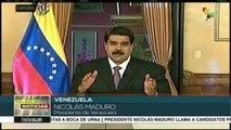 Destaca pdte. Maduro los asesinatos de 30 activistas colombianos